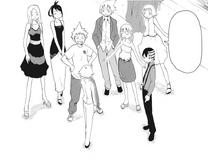 Soul Eater Chapter 30 - Crona's friends