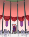 Soul Eater Episode 18 HD - Death Weapon Meister Academy dance hall (stitched)