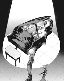 Soul Eater Chapter 36 - Ogre reveals Soul's piano