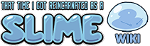 That Time I Got Reincarnated As A Slime wiki wordmark