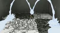 Soul Eater Episode 25 HD - DWMA restroom 5