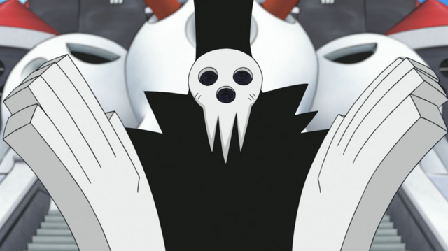 File:Soul Eater Episode 1 HD - Death says to get to work.png