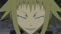 Soul Eater Episode 13 HD - Free and Medusa talk (4)
