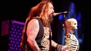 Soulfly - El Comegente LIVE at the B.B. King NYC 10.16