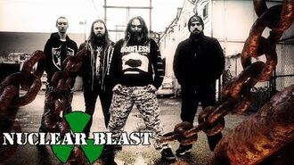 SOULFLY - Dead Behind The Eyes feat. Randy Blythe (OFFICIAL TRACK VISUALIZER)