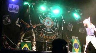 Soulfly Brasil live