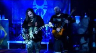 Soulfly - Master of Savagery, Live @ Backstage Munich 17.3