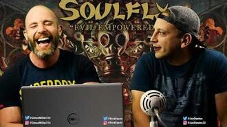 Soulfly - Evil Empowered REACTION!!
