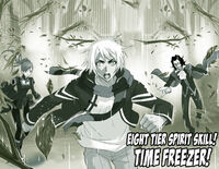 Time Freeze
