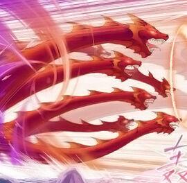 Ten Headed Fierce Yang Serpent