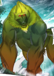 Jade Ocean Spirit Ape