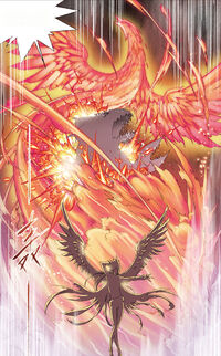 Phoenix Cry Sky Strike