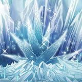 Octagonal Mysterious Ice Grass Mug