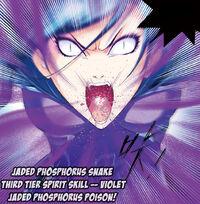 Jade Phosphor Violet Poison