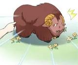 Iron Rash Bull
