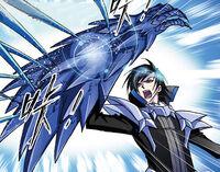 Blue Lightning Tyrant Dragon