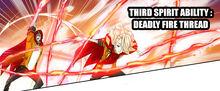 Deadly Fire Thread