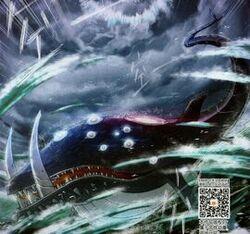 Demonic Whale