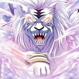 Hell White Tiger Mug