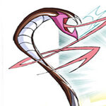 Serpent Cane Mug