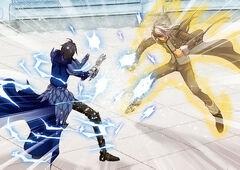 Dai Mubai vs Yu Tianxin