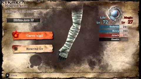 Soul Sacrifice - Sorcerers Arms -Sigils That Change the Appearance-0