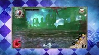 "Soul Sacrifice Delta - ""Alice's Infinite Temple"" Trailer PS Vita-0"