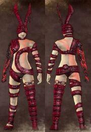 Red Female Conjurer
