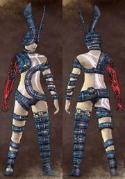Blue Female Conjurer