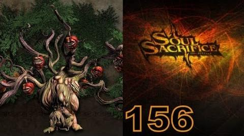 Let's Play Soul Sacrifice PS VITA - Part 156 - Forgotten Pacts - Hour Of Amber - Behemoth