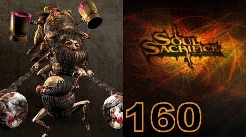 Let's Play Soul Sacrifice PS VITA - Part 160 - Forgotten Pacts - Hour Of Harlequin - Dwarves