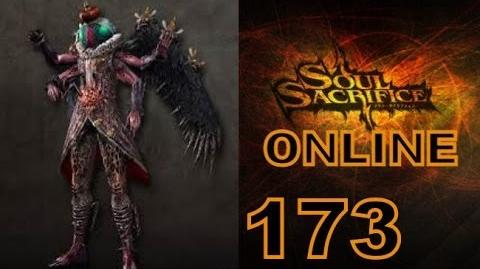Let's Play Soul Sacrifice PS VITA - Part 173 - ONLINE - Hour Of Cypress - Beelzebub