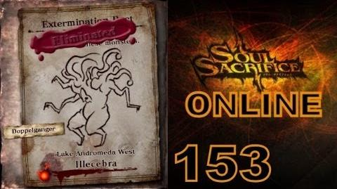 Let's Play Soul Sacrifice PS VITA - Part 153 - ONLINE - Hour Of Chartreuse - Illecebra
