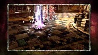 Soul Sacrifice Delta - Cindrella Trailer (PS Vita)