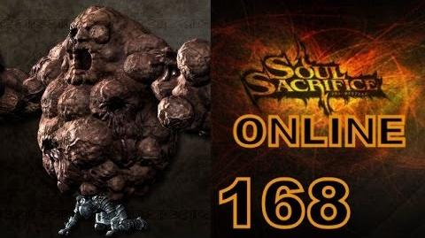 Let's Play Soul Sacrifice PS VITA - Part 168 - ONLINE - Hour Of Sappanwood - Troll