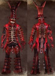 Red Male Conjurer