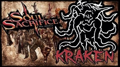 Soul Sacrifice HD! Kraken In 1 Minute!