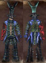 Blue Male Conjurer