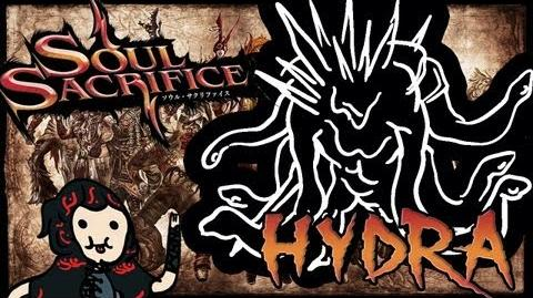 Soul Sacrifice HD! hydra! In 2 Minute!