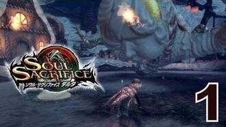 Soul Sacrifice DELTA PS VITA - 1080P Let's Play Walkthrough 1 - Game Opening + Options