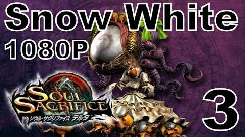 Soul Sacrifice DELTA DEMO Walkthrough - Part 3 - Snow White - Deflects Projectiles!