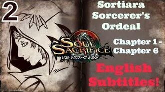 Soul Sacrifice DELTA PS VITA 1080P Let's Play Walkthrough - 2 - Sorcerer's Ordeal English