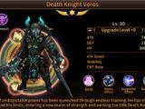Death Knight Voros