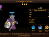 Ice Magician Groll