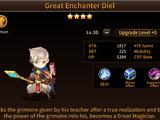 Great Enchanter Diel