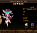 Hero Researcher Min