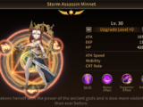 Storm Assassin Minnet