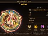 Forest Master Ren