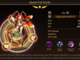 Queen Tail Scarla