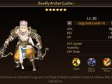 Deadly Archer Cusher